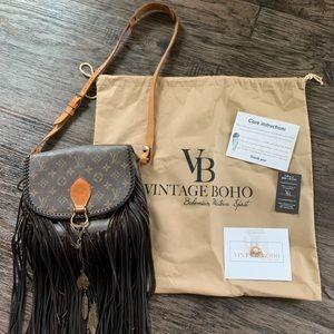 Louis Vuitton St. Cloud purse (Vintage Boho)